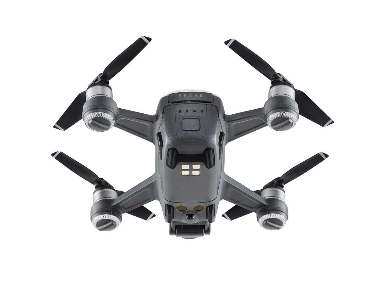 Drone Dji Spark Alpine White Homologado Anatel Nacional
