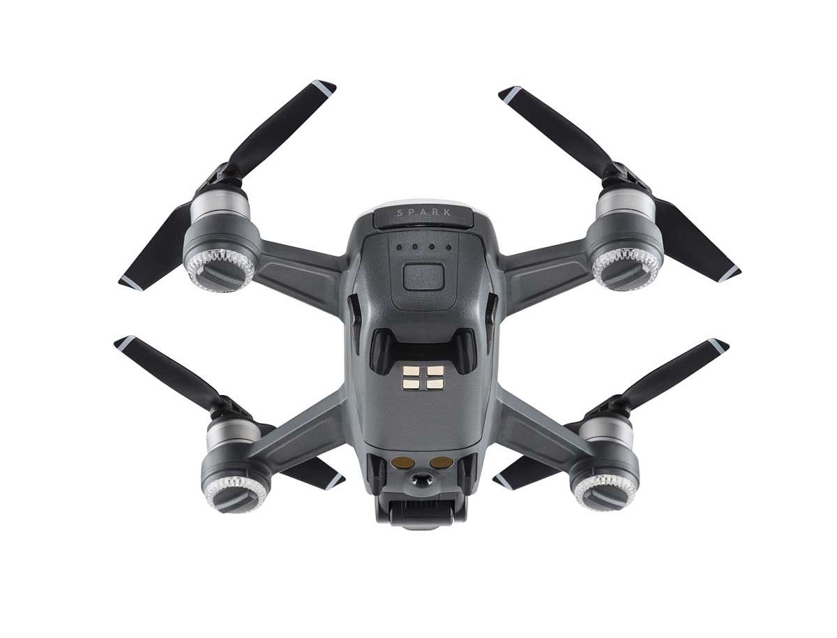 Drone Dji Spark Fly More Combo Alpine White - Homologado Anatel Nacional
