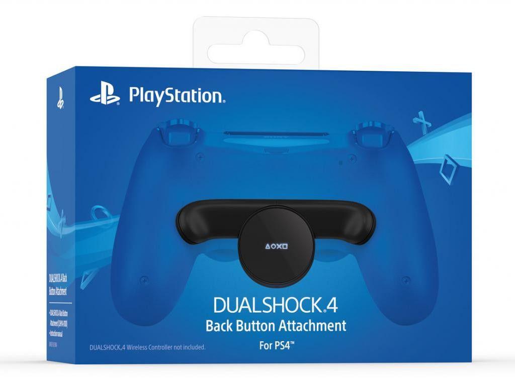 DualShock 4 Back Button Attachment - Ps4