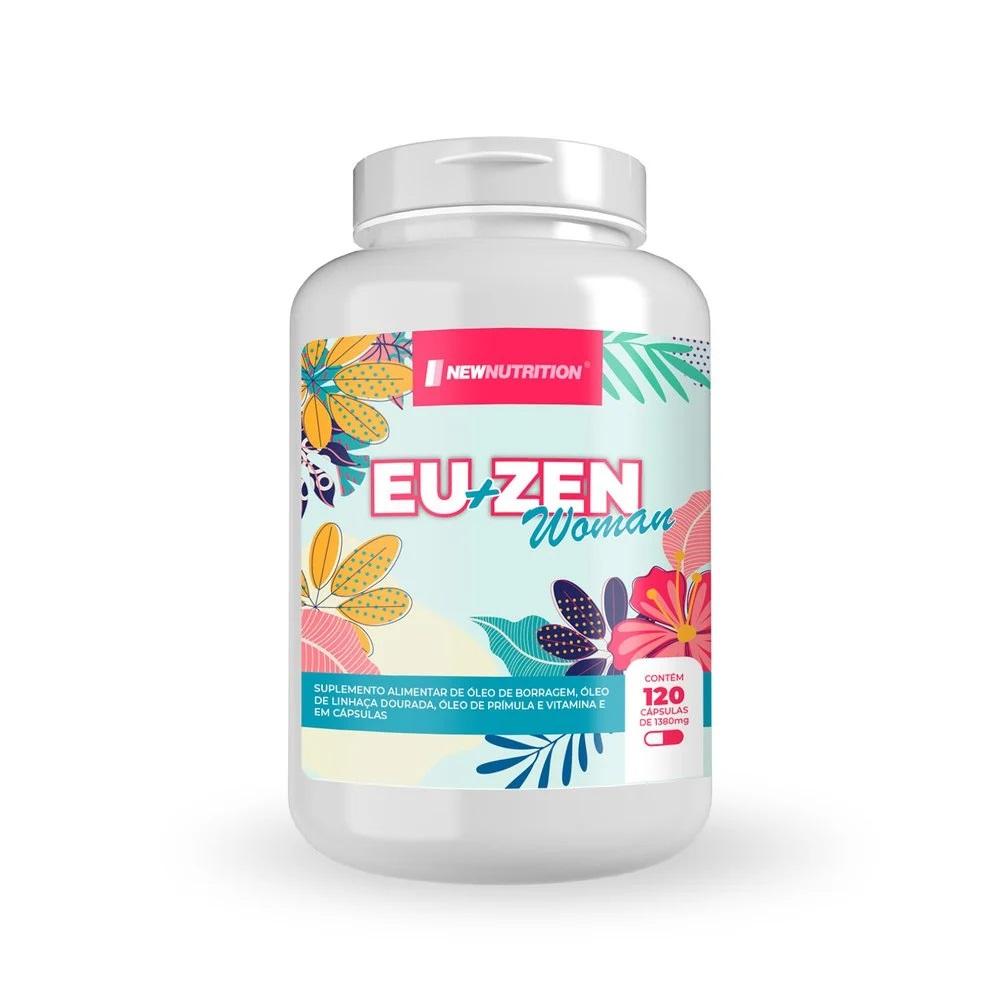 Eu+Zen Woman 120 cápsulas