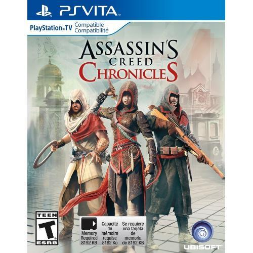 Game Assassin`s Creed: Chronicles - PSVita