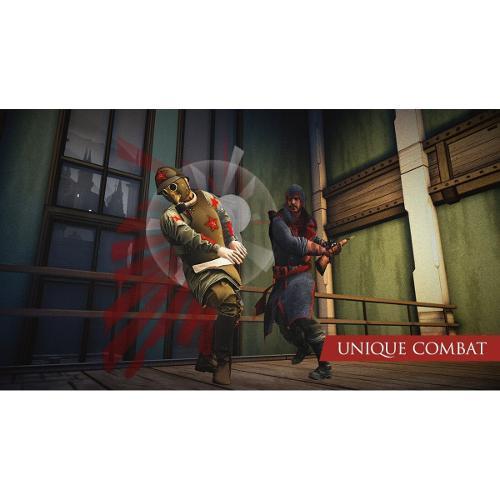 Game Assassin`s Creed: Chronicles - PSVita