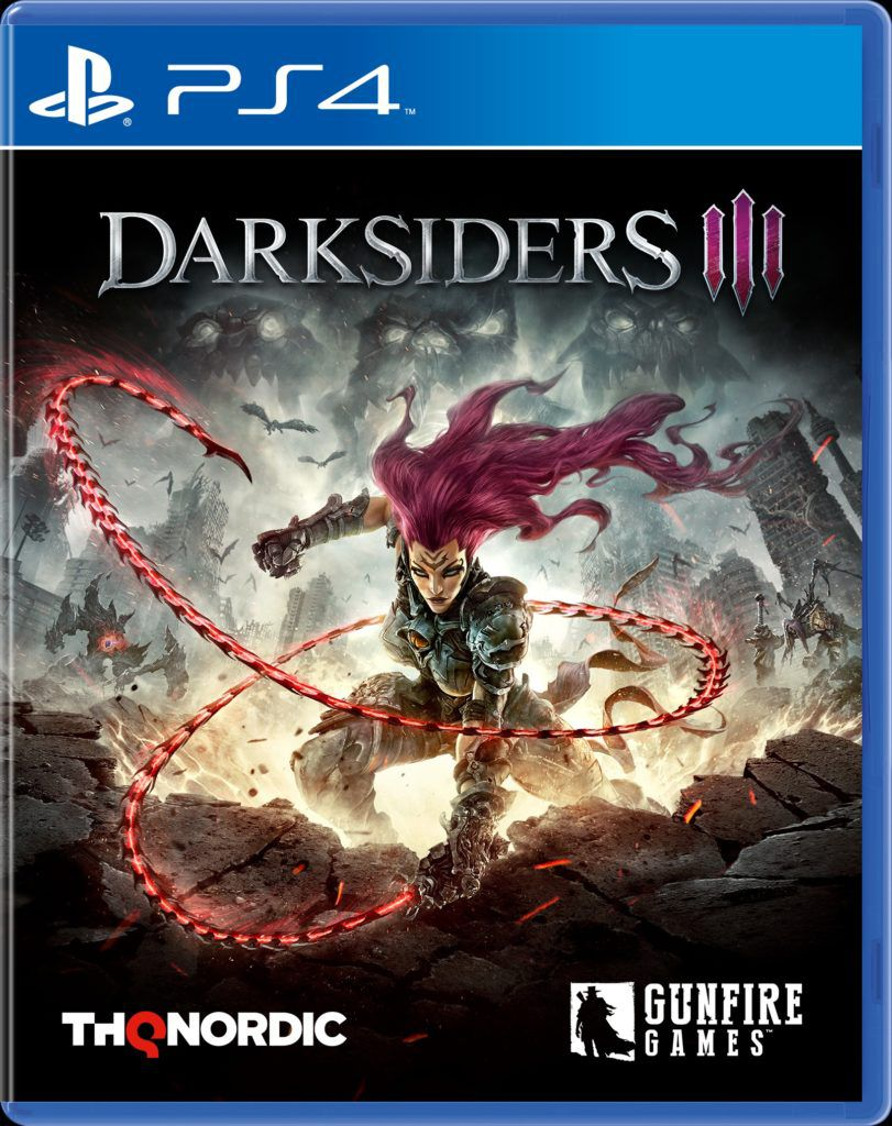 Game Darksiders III - PS4