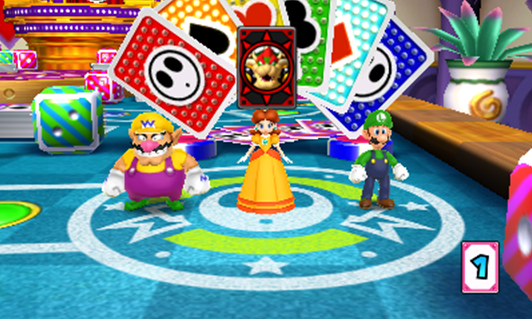 Game Mario Party: Star Rush - 3DS
