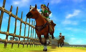 Game The Legend of Zelda: Ocarina of Time - 3Ds