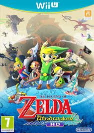 Game The Legend Of Zelda: The Wind Waker - WiiU