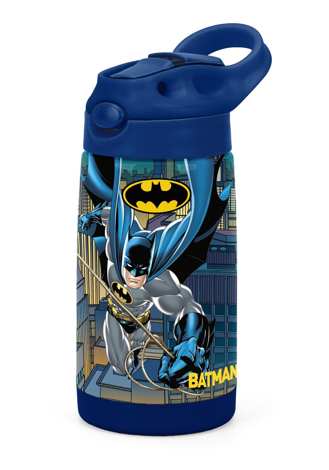 Garrafa Térmica Batman 500 ML - Azul