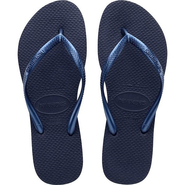 Chinelo Havaianas Slim - Azul Marinho