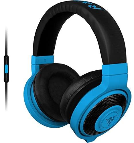 Headphone Razer Kraken Pro Neon Mobile Azul