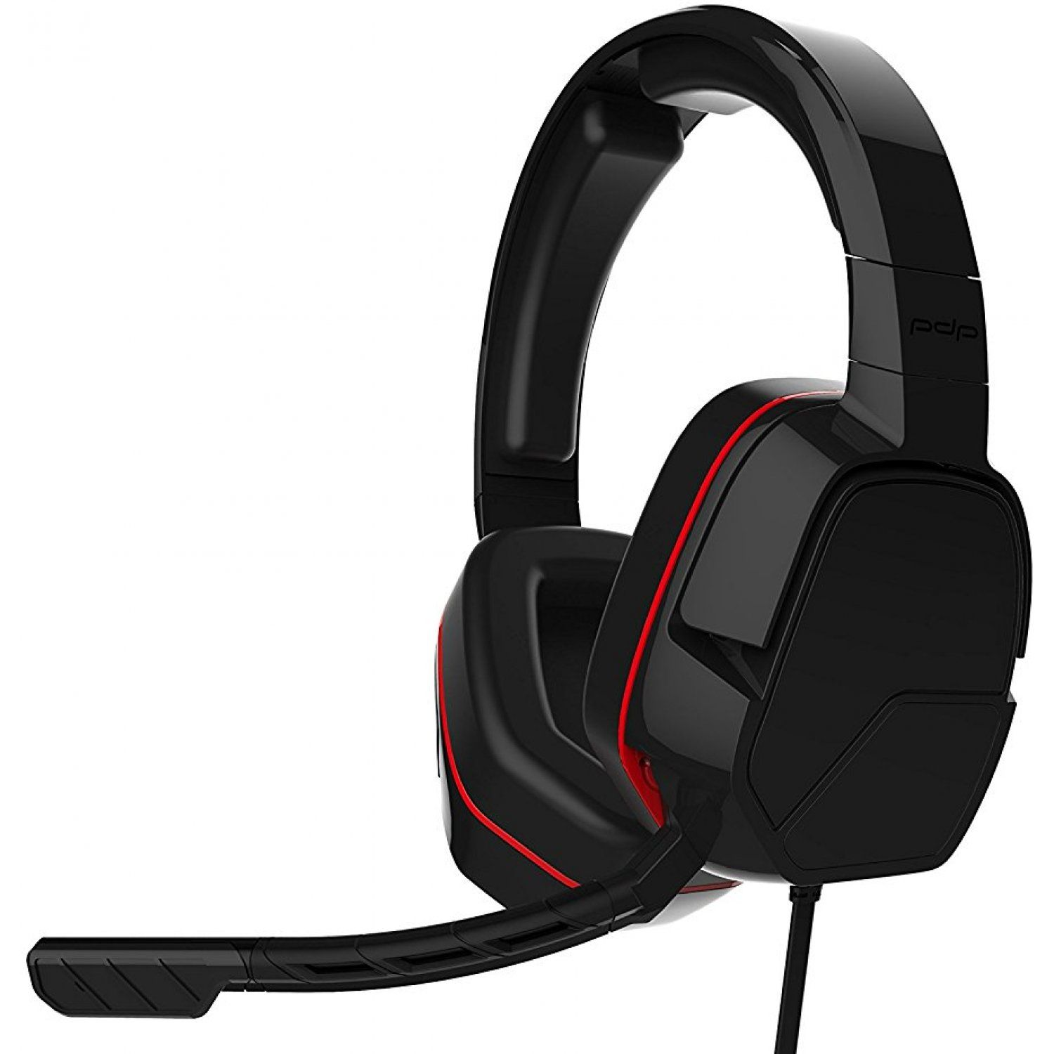 Headset Afterglow LVL 3 Gaming Stereo Vermelho - Switch
