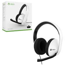 Headset Estéreo Branco - Xbox One