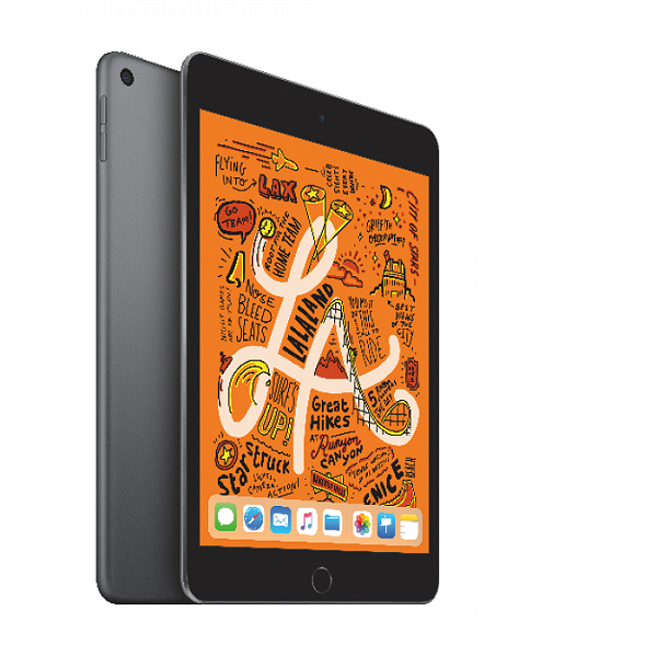 iPad Mini 5 Apple com 64GB, Wi-Fi, Tela 7,9'', Sensor Touch ID, Bluetooth, Câmera iSight 8MP, FaceTime HD e iOS 12 - Cinza Espacial