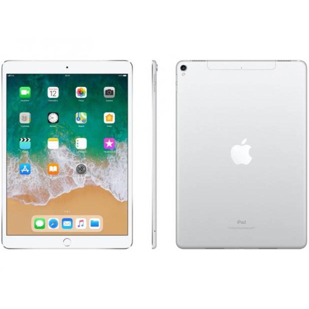 "Ipad Pro Apple Tela 10.5"" 64gb Wifi - Prata"