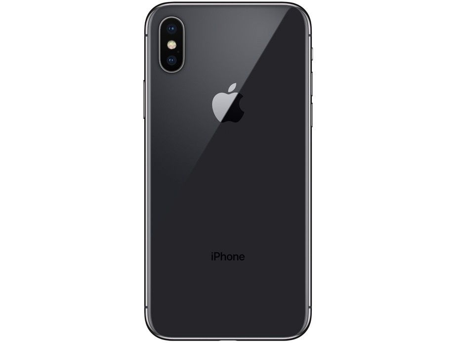 IPhone X Apple 64GB Cinza Espacial