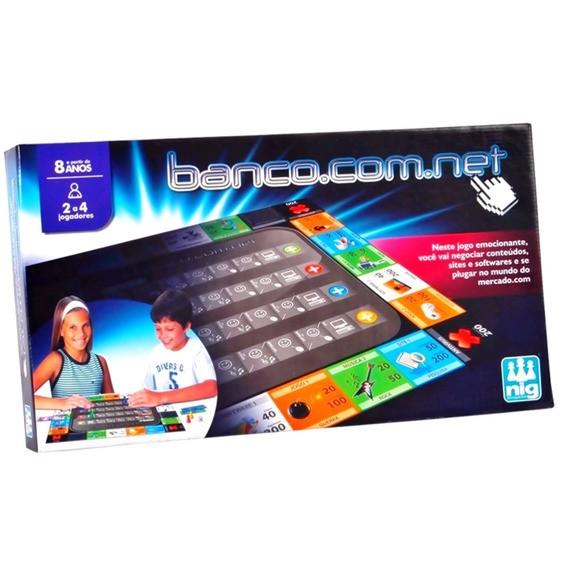 Jogo Banco.com.net - Nig Brinquedos