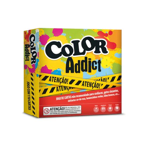 Jogo Color Addict - Copag