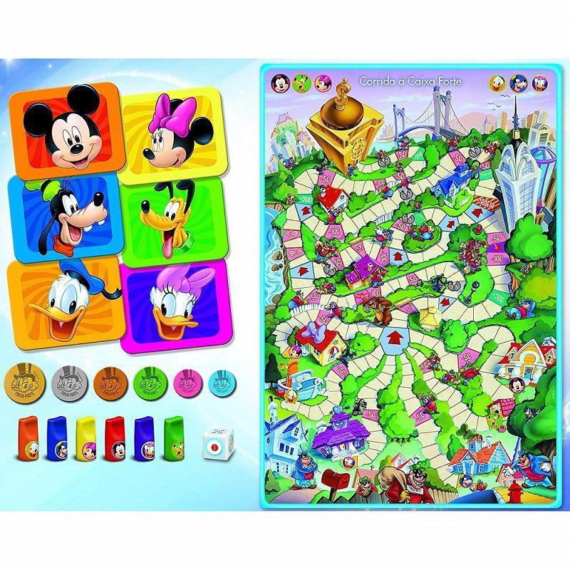 Jogo Corrida à Caixa-Forte Disney