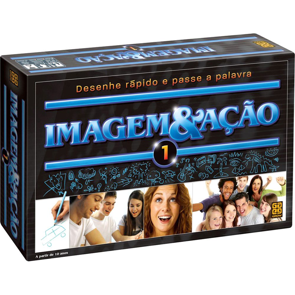 Jogo Imagem & Ação 1
