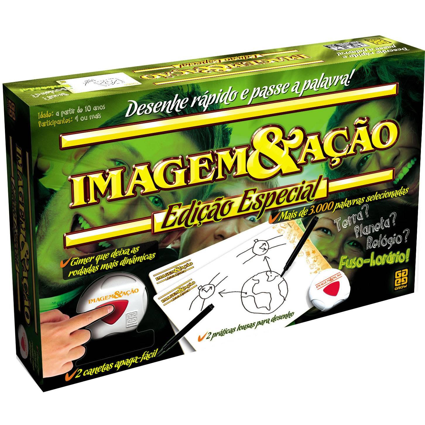 Jogo Imagem & Ação Especial