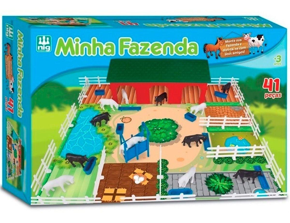 Minha Fazenda - Nig Brinquedos