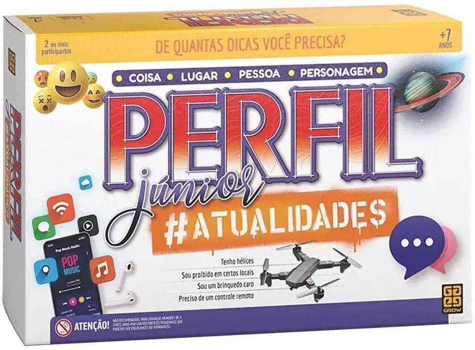 Jogo Perfil Júnior Atualidades