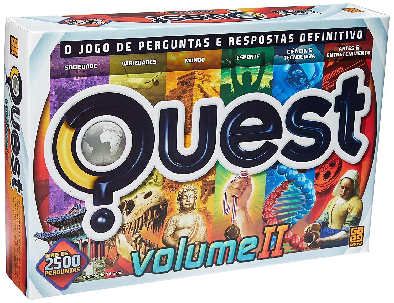Jogo Quest Volume 2