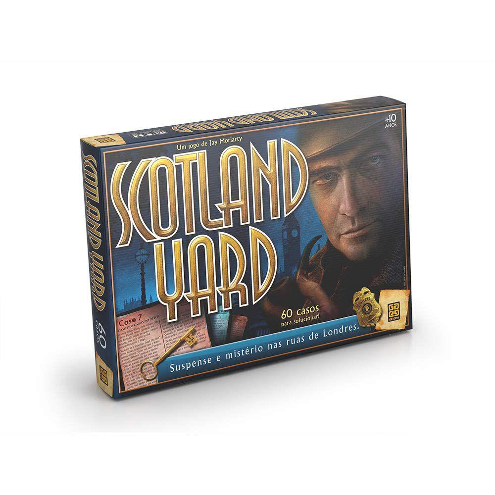 Jogo Scotland Yard