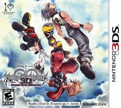 Kingdom Hearts 3D: Dream Drop Distance - 3Ds