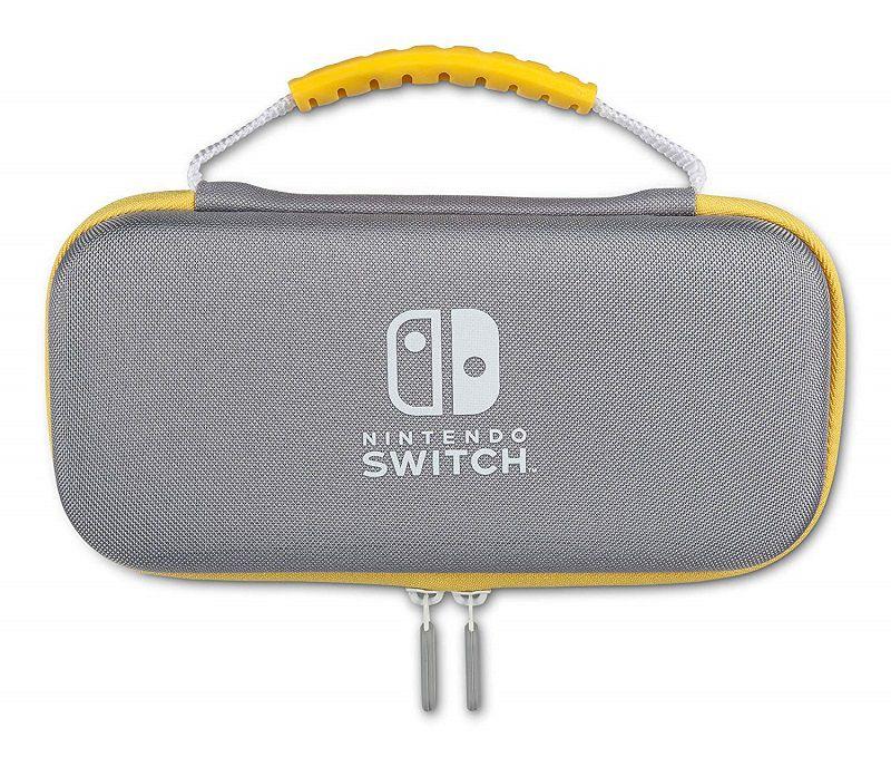 Kit Case de Proteção Amarelo - Nintendo Switch