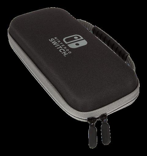 Kit Case de Proteção Preto - Nintendo Switch
