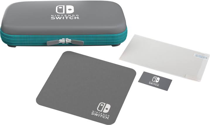 Kit Case de Proteção Verde - Nintendo Switch