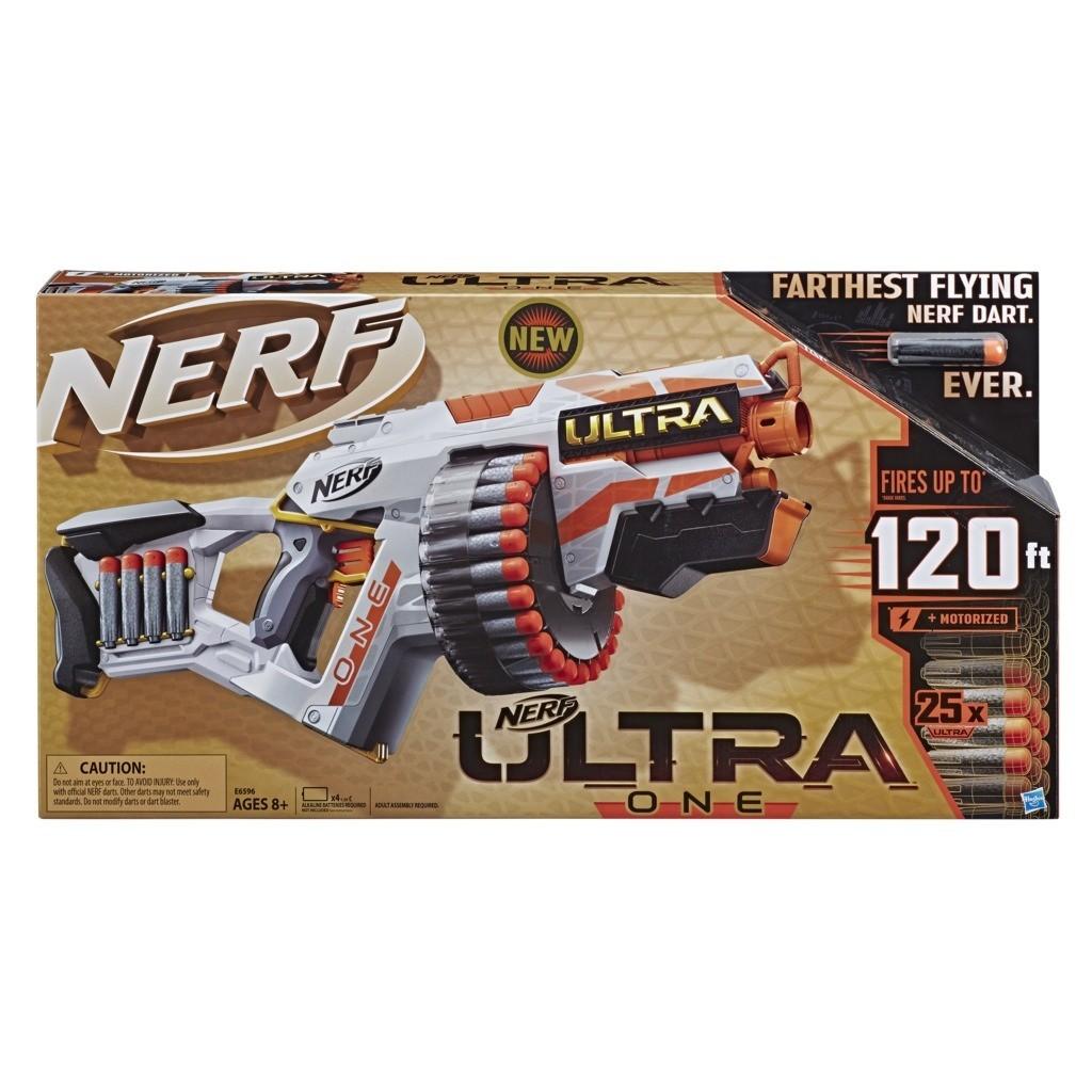Lançador de Dardos Nerf Ultra One (E6595)