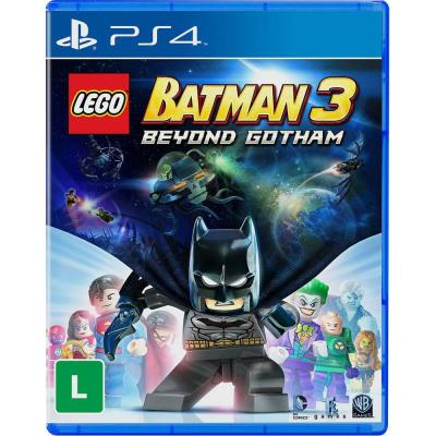 Lego Batman 3 - Beyond Gotham - Ps4