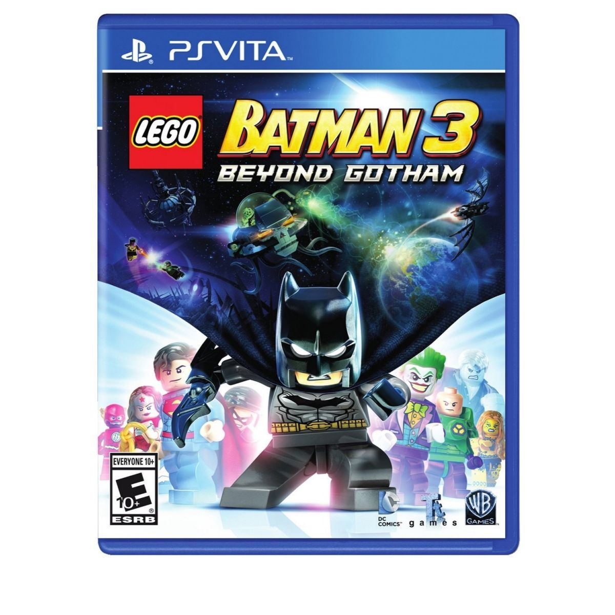 LEGO Batman 3: Beyond Gotham - PS Vita