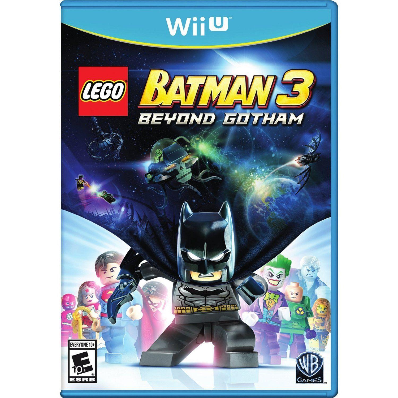 Lego Batman 3 - Beyond Gotham - Wii U