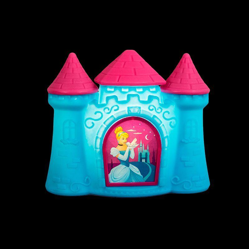 Luminária Castelo Cinderela