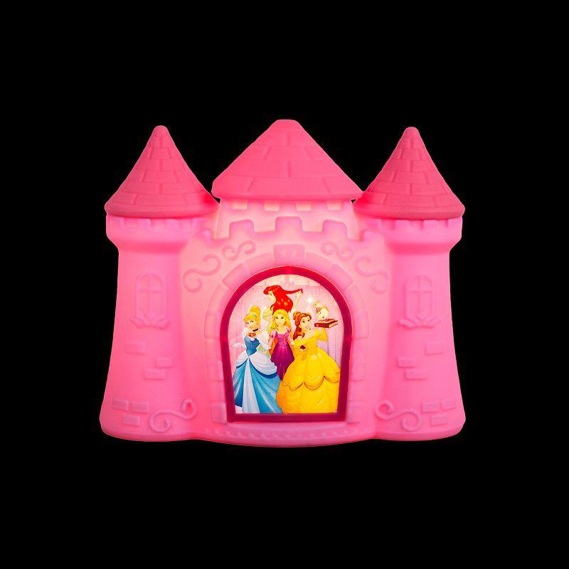 Luminária Castelo Princesas