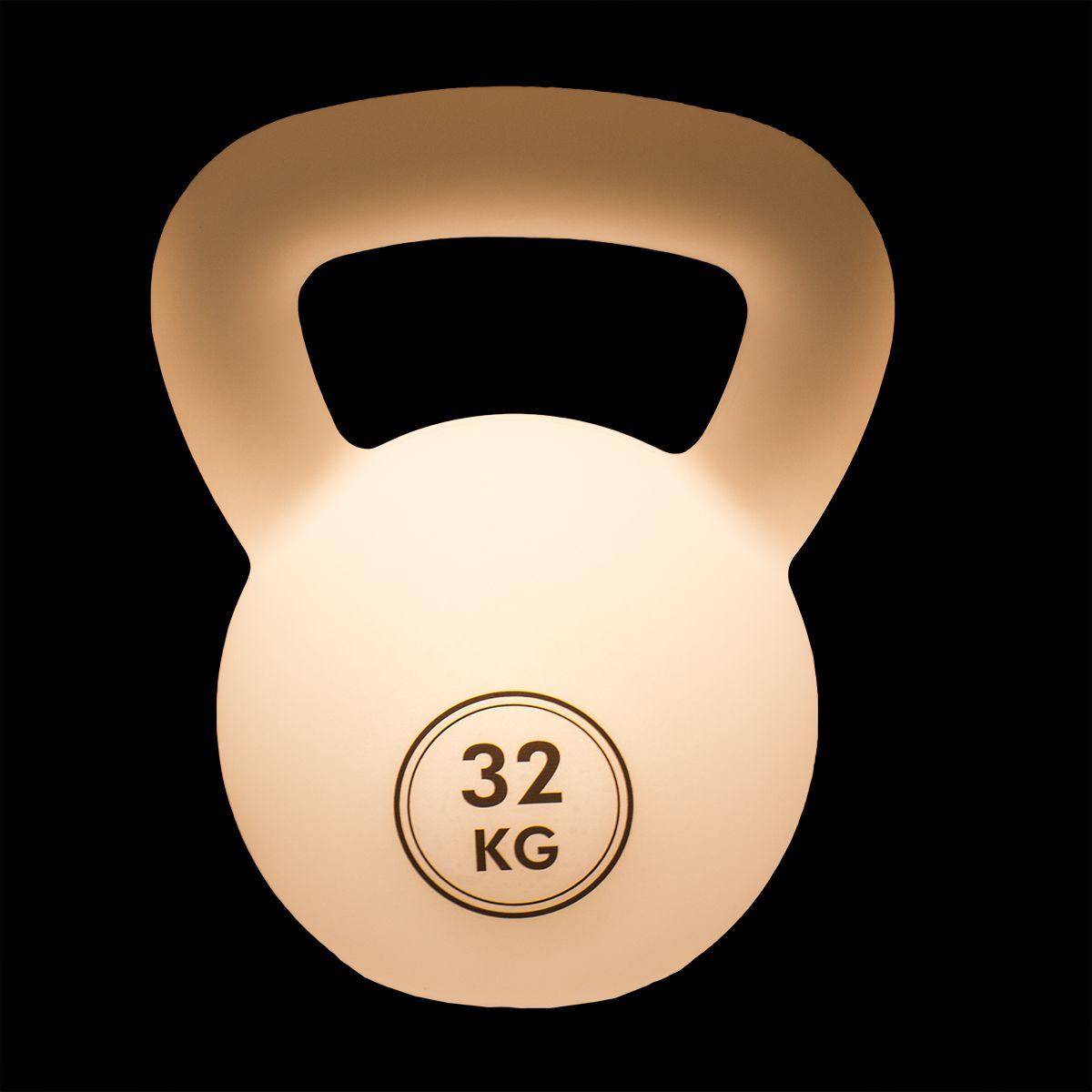 Luminária Kettlebell