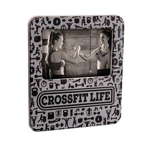 Luminária Porta Retrato Crossfit Life