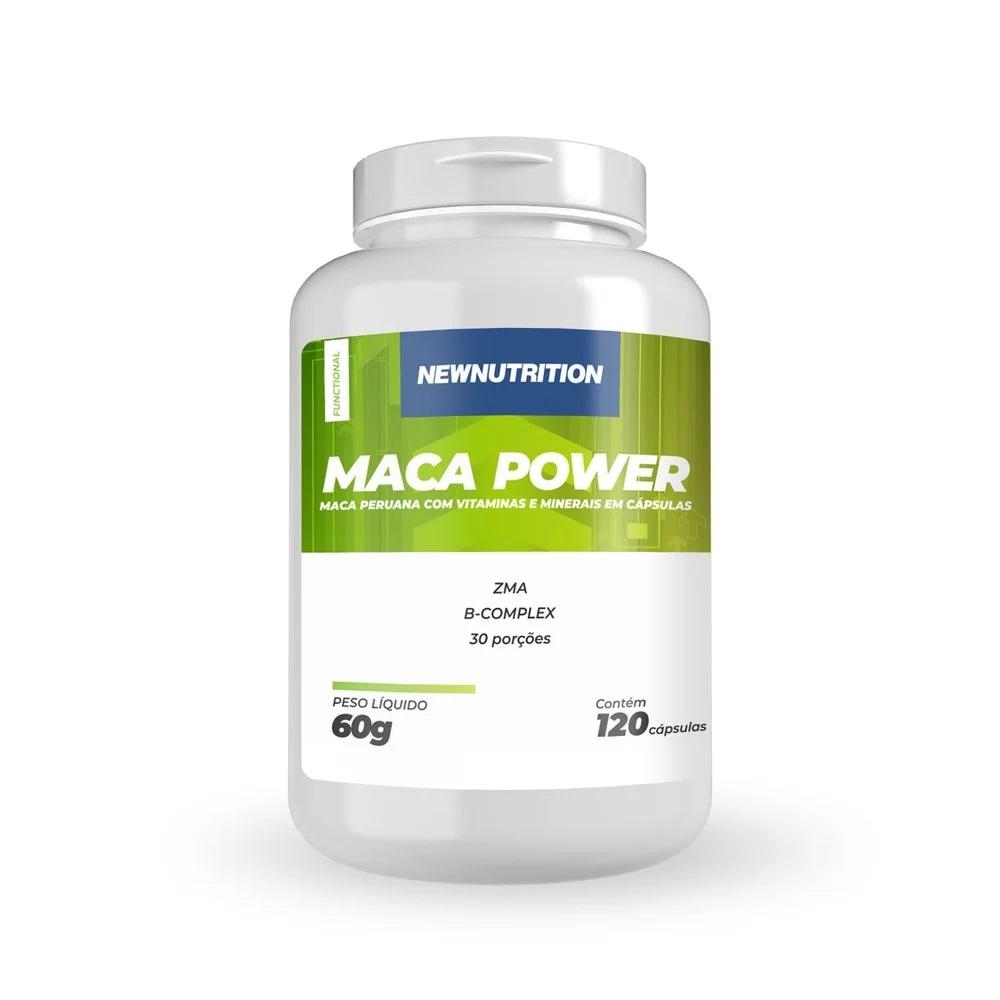 Maca Power - 120 cápsulas