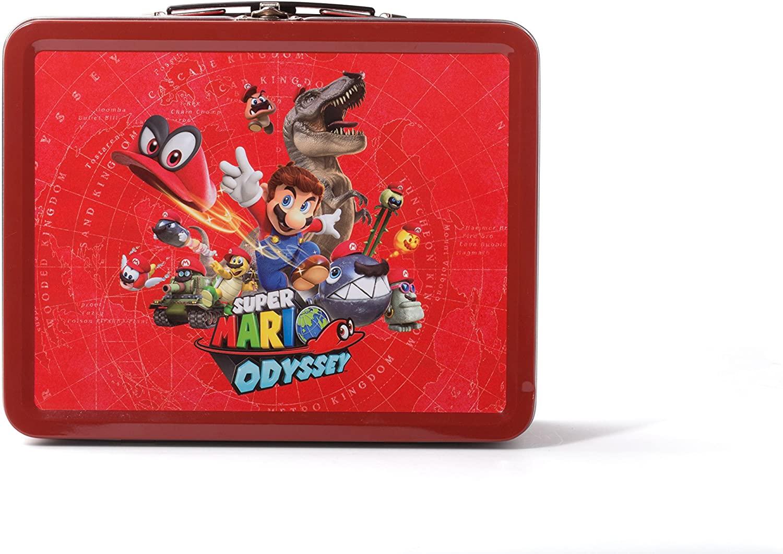 Maleta Lunchbox Super Mario Odyssey