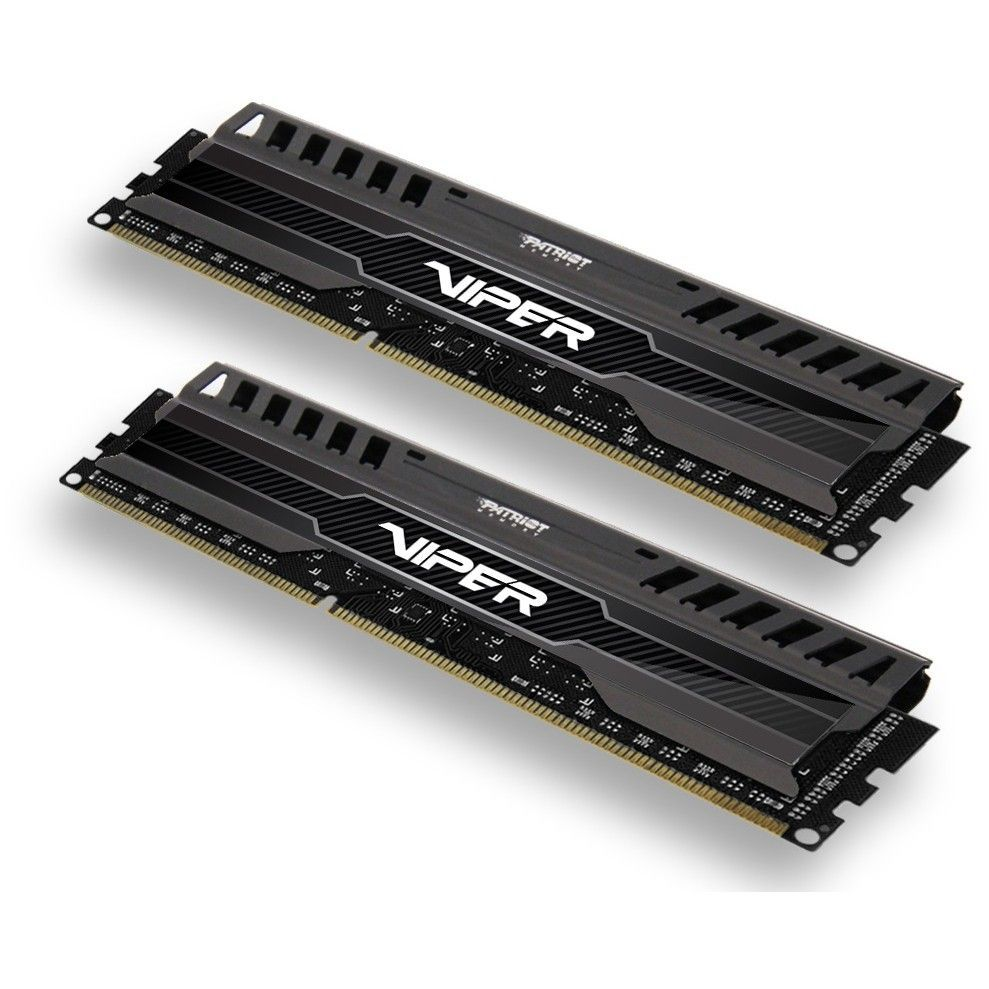Memória Patriot 8GB (2x4GB) Viper III DDR3 2133 (PC3 17000)