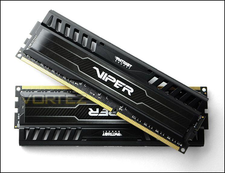 Memória Patriot 8GB (2x4GB) Viper III DDR3 2133 (PC3 17000)