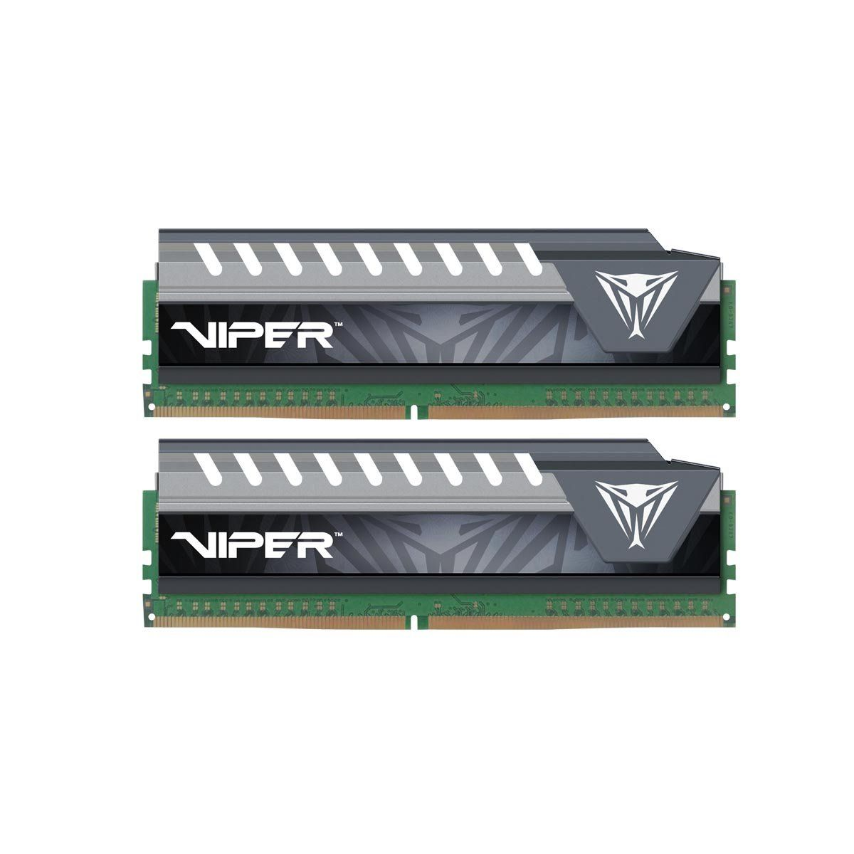 Memória Performance Viper Elite DDR4 8GB (2x4GB) Memory Kit PC4-17000 (2133MHZ)
