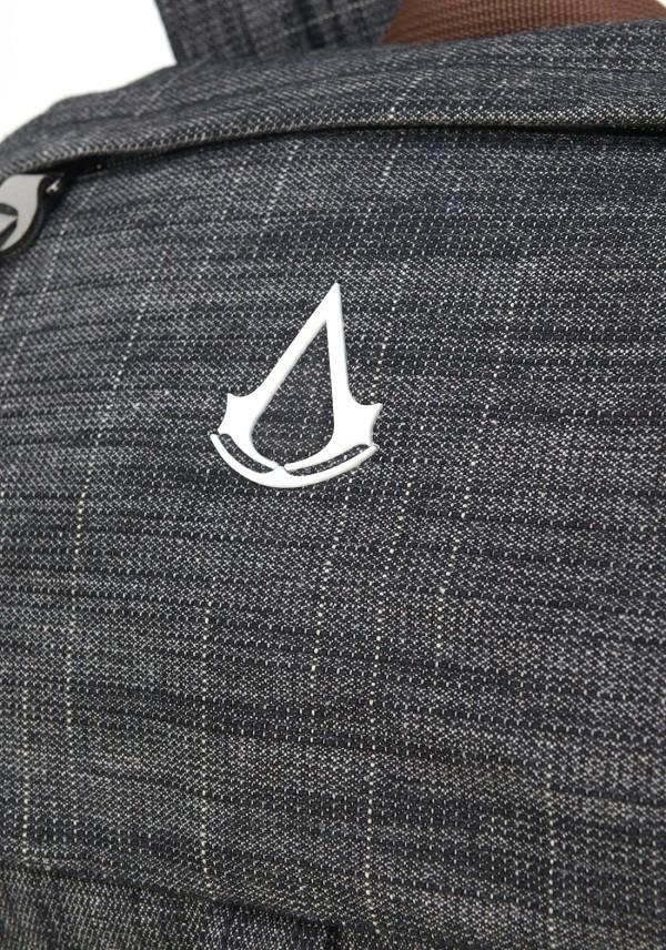Mochila Assassins Creed Cinza