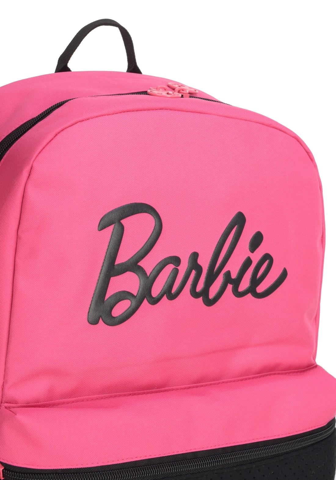 Mochila Barbie Pink