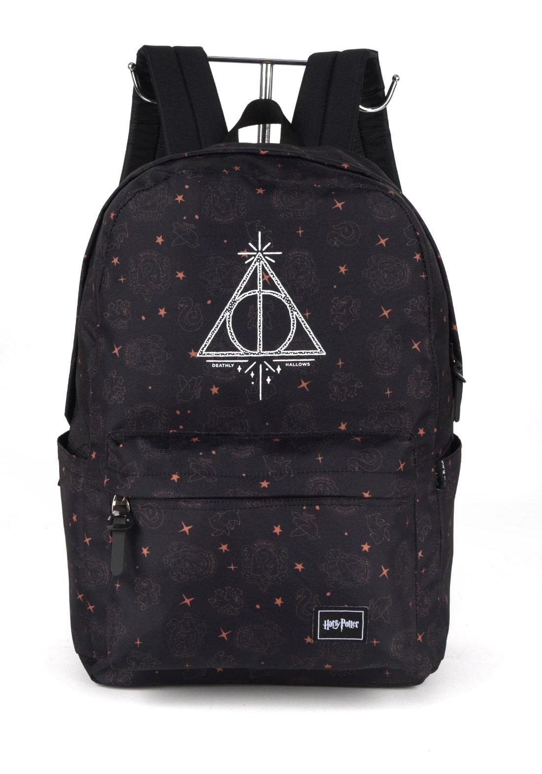 Mochila Harry Potter Preta