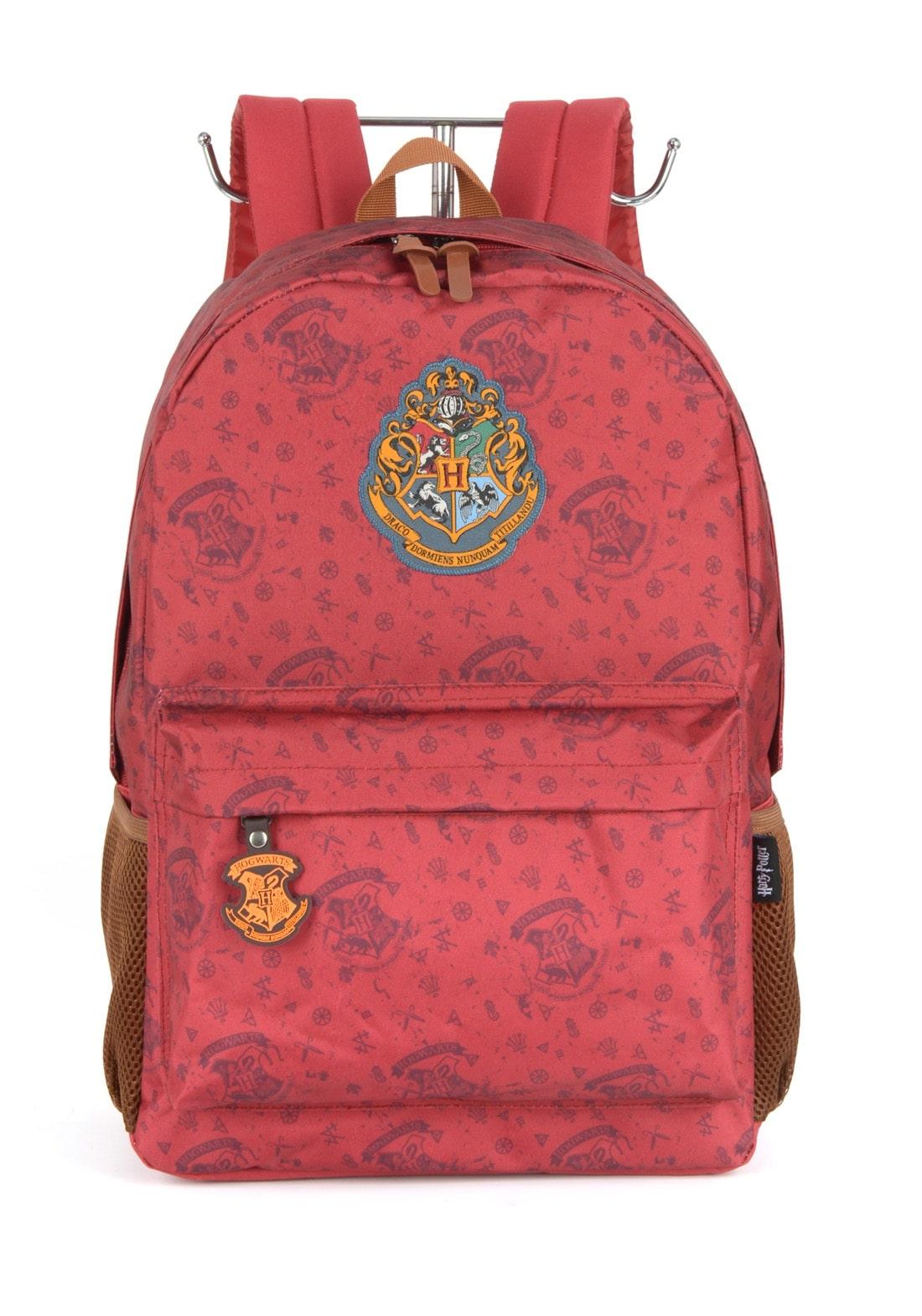 Mochila Harry Potter Vermelha
