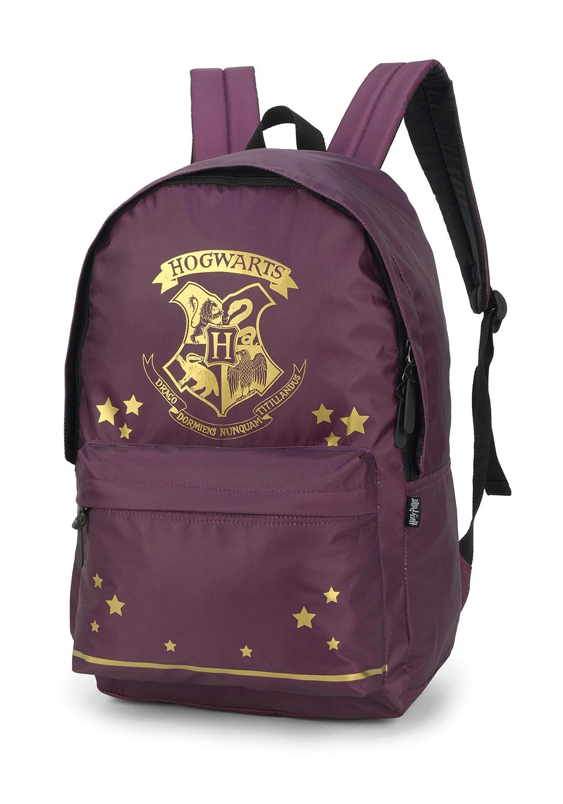 Mochila Harry Potter Vinho