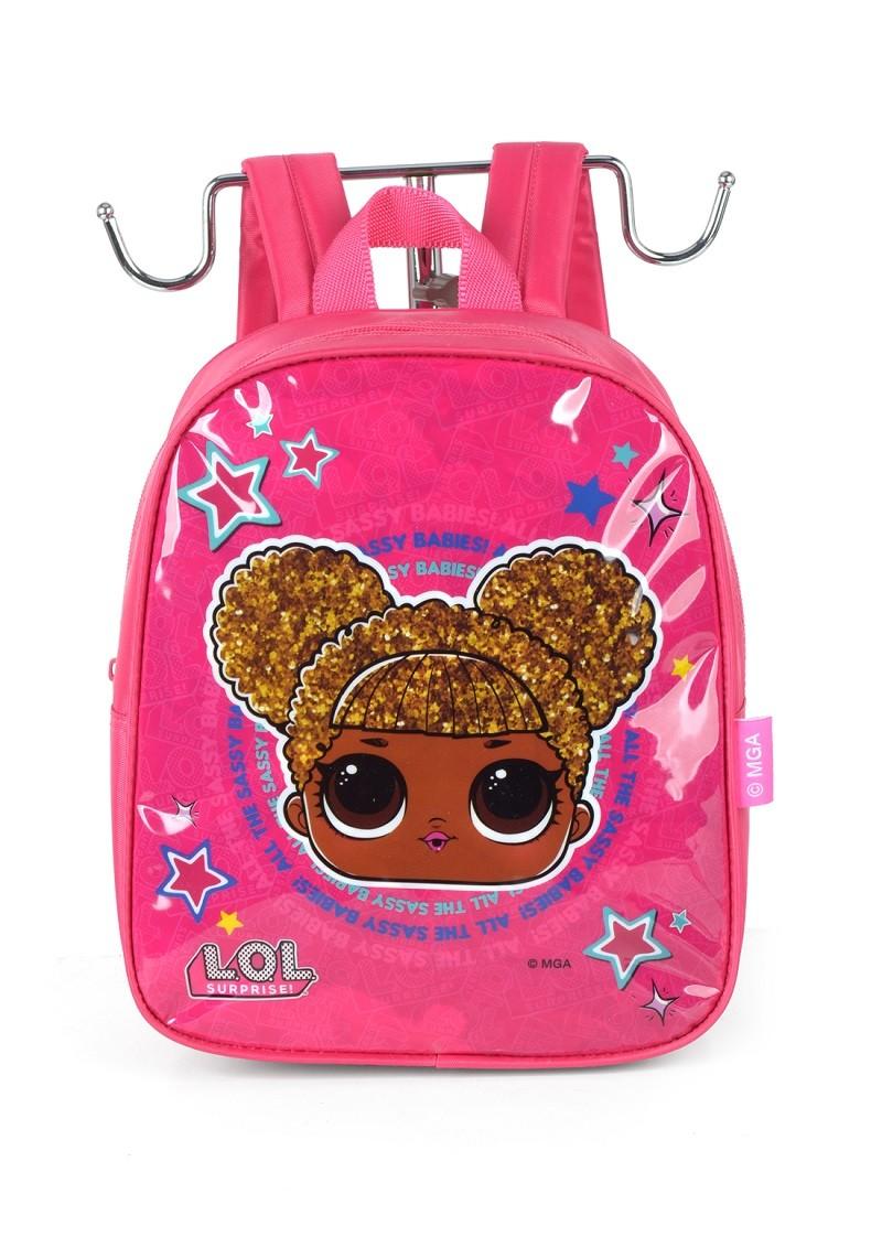 Mochila Infantil LOL Pink